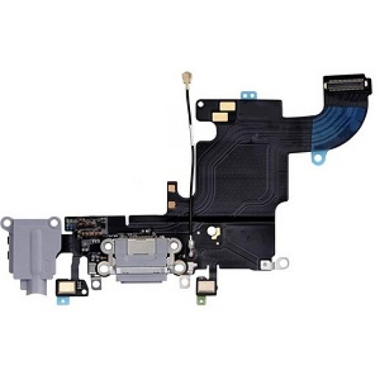 Apple iPhone 6 Charging Port Flex Cable Module - Gray