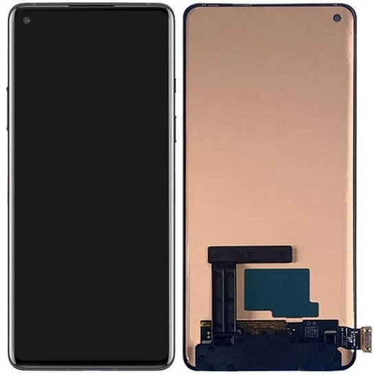 Oneplus 8 Pro LCD Screen With Digitizer Module - Black