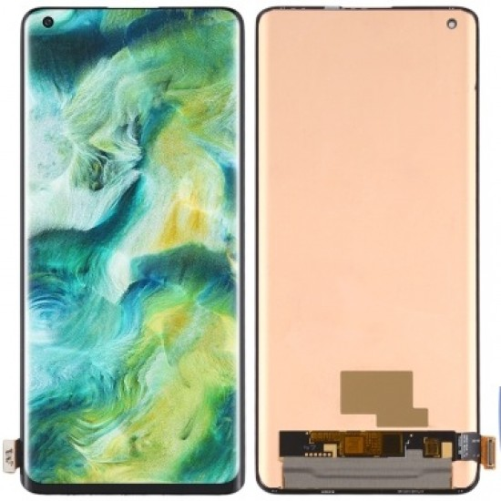 Oppo Find X2 Pro LCD Screen With Digitizer Module - Black