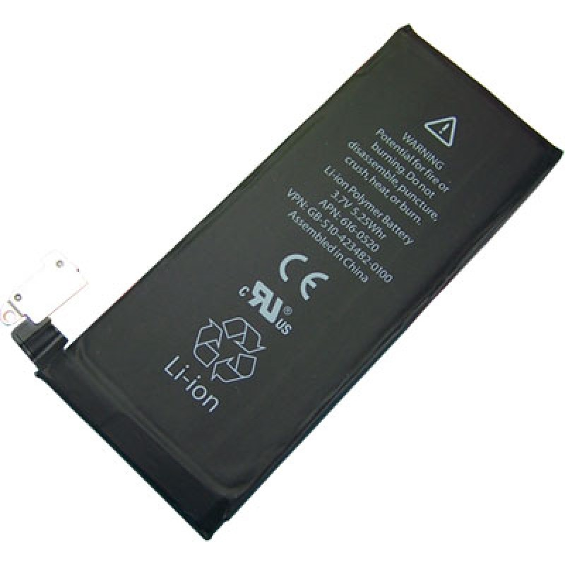 apple iphone 4 battery genuine quality apple parts. Black Bedroom Furniture Sets. Home Design Ideas