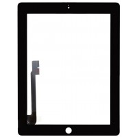 Apple iPad 4 Digitizer Touch Screen Module - Black