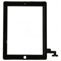 Apple iPad 2 Touch Pad Digitizer Glass Module - Black