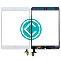 Apple iPad Mini 2 Digitizer Touch Screen Module White