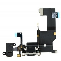 Apple iPhone 5C Charging Flex Cable Module - Black