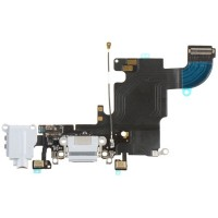 Apple iPhone 6S Charging Port Flex Cable Module - White