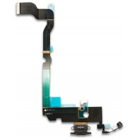 Apple iPhone XS Max Charging Port Flex Cable Module - Grey