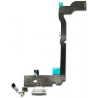 Apple iPhone XS Max Charging Port Flex Cable Module - Silver