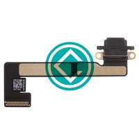 Apple iPad Mini 2 Charging Port Flex Cable Module Black