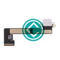 Apple iPad Mini 2 Charging Port Flex Cable Module White