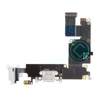 Apple iPhone 6 Plus Charging Port Flex Cable - White
