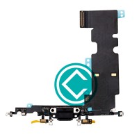 Apple iPhone 8 Plus Charging Port Flex Cable Module - Black