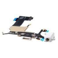 Apple iPhone 5 Charging Port Flex Cable Module - White