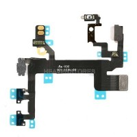 Apple iPhone 5C Power Button Flex Cable Mobdule