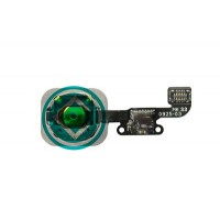 Apple iPhone 6 Home Button Module with Flex Cable - Black