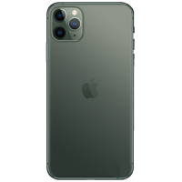 Apple iPhone 11 Pro Max Rear Housing Panel Module - Grey