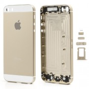 Apple iPhone 5S Rear Main Housing Panel Gold