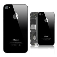 Apple iPhone 4 Back Cover Housing Module - Black