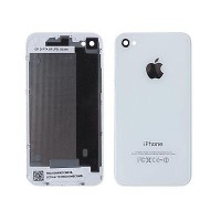 Apple iPhone 4S Housing Panel Door - White