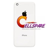 Apple iPhone 5C Rear Housing Panel Complete Module - White