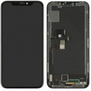 Apple iPhone X LCD Screen With Digitizer Module - Black