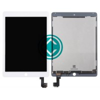 Apple iPad Air 2 LCD Screen With Digitizer Module - White