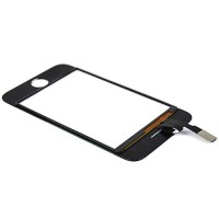Apple iPhone 3GS Touch Screen Without Frame - Black
