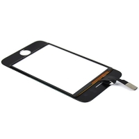 Apple iPhone 3 Digitizer Touch Screen - Black