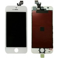 Apple iPhone 5 LCD Screen With Digitizer Module White