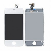 Apple iPhone 4S LCD Screen With Digitizer Module - White