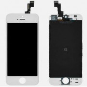 Apple iPhone 5S LCD Screen With Touch Screen White