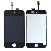 Apple iPod Touch 4th Generation LCD Screen With Digitizer Module - Black
