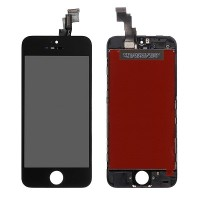 Apple iPhone 5C LCD Screen With Digitizer Module - Black