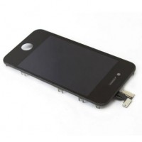 Apple iPhone 4S LCD Screen With Digitizer Module - Black