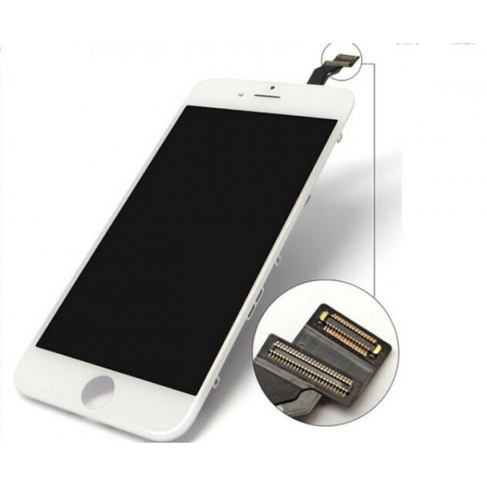Apple iPhone 6 LCD Screen With Touch Digitizer Module - White