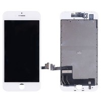 Apple iPhone 7 LCD Display Screen With Digitizer Replacement Module - White