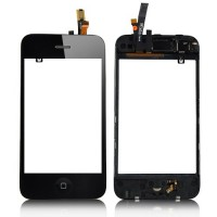 Apple iPhone 3G Digitizer Touch Screen With Frame Module