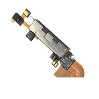 Apple iPhone 4 Charging Port Flex Cable Module Black