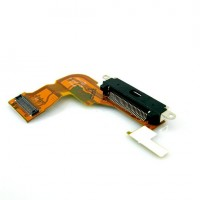 Apple iPhone 3GS Charging Port Flex Cable Module - Black