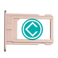 Apple iPhone SE Sim Tray Module Rose Gold