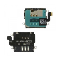 Apple iPad 3 Sim Card Reader Flex Cable Module (Wifi+Cellular)