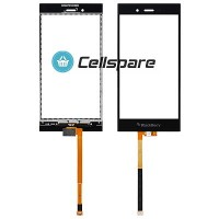 Blackberry Z3 Touch Screen Digitizer Without Frame Module - Black
