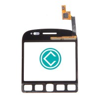 Blackberry 9720 Digitizer Touch Screen Module - Black
