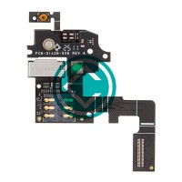 Blackberry 9850 Torch Sim Card Reader Flex Cable