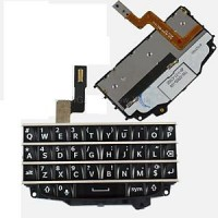 Blackberry Q10 Keypad Flex Cable - Black