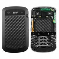 Blackberry Bold 9900 Complete Housing Panel Module Black
