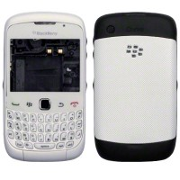 Blackberry 9300 Curve Complete Housing Panel Module - White