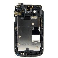 Blackberry Bold 9700 Middle Housing Cover - Black