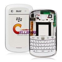 Blackberry Bold 9900 Complete Housing Panel Module White