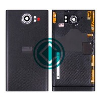 Blackberry Priv Rear Housing Panel Battery Door Module - Black