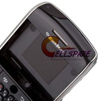 Blackberry 8900 Curve Complete Housing Panel Module - Black